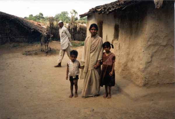 indien-familj