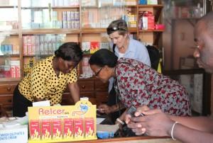 Inköp av mediciner till Mawenzi hospital